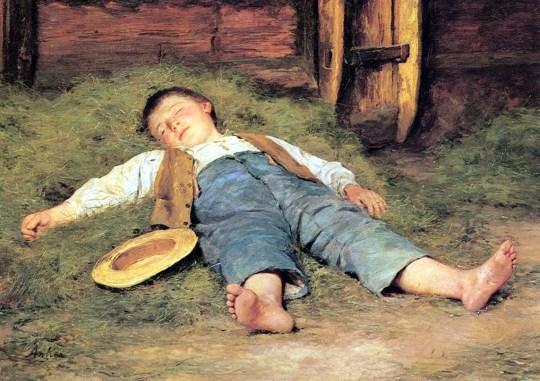 schlafender-knabe-im-heu-1897