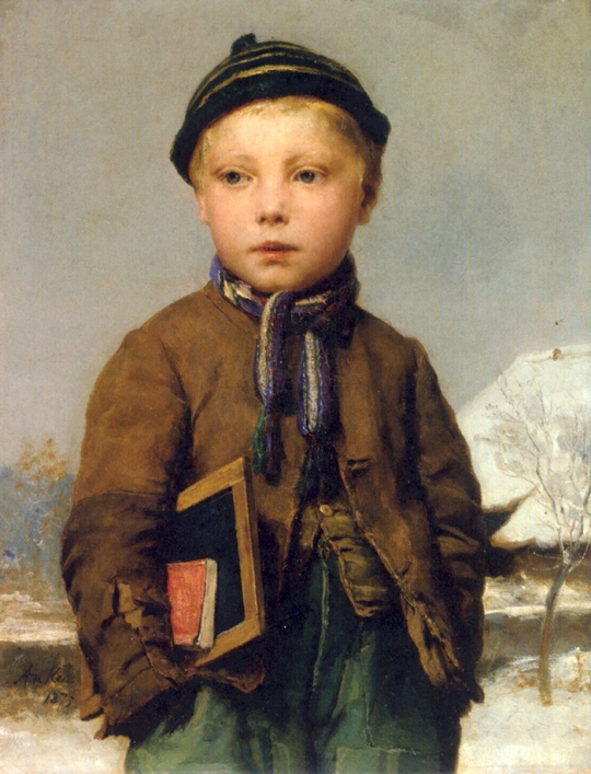 school-boy-with-slate-board-in-a-snowy-landscape-1875