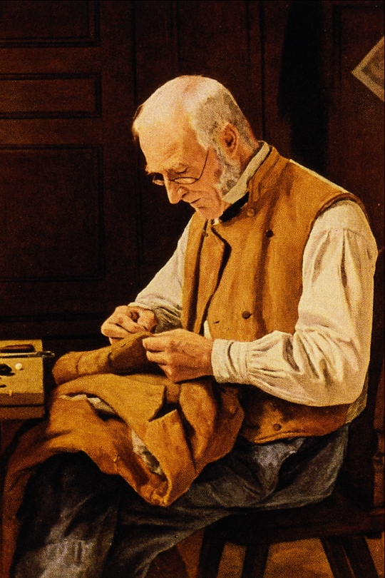 The_Village_Tailor_-_Albert_Anker