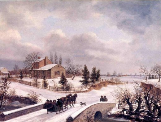 thomas-birch-pennsylvania-winter-scene
