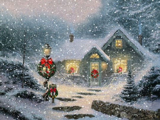 thomas-kinkade-christmas-wallpaper-5