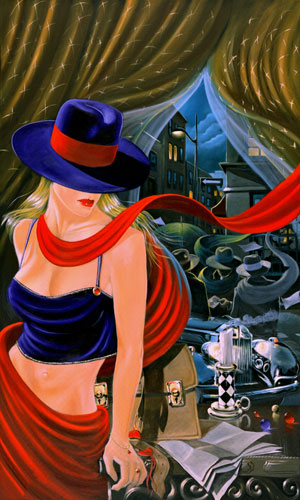 Victor Ostrovsky Moment-of-Truth