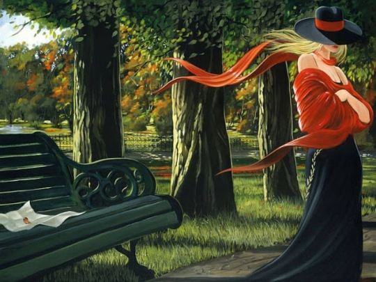 Victor Ostrovsky Walk-in-the-Park