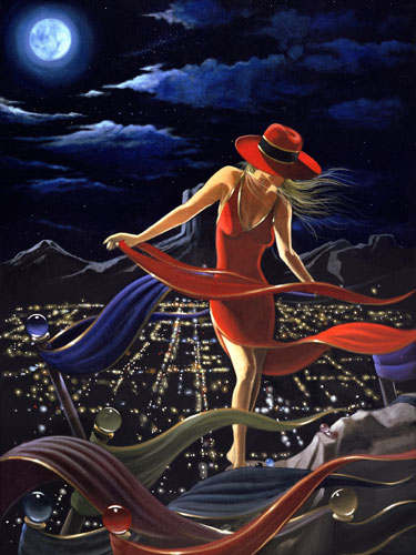 Victor Ostrovsky Walking-The-Edge