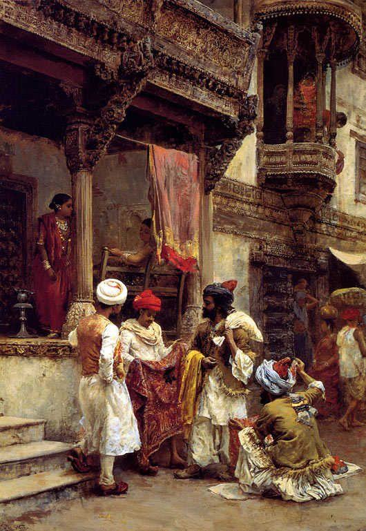 Weeks_Edwin_The_Silk_Merchants