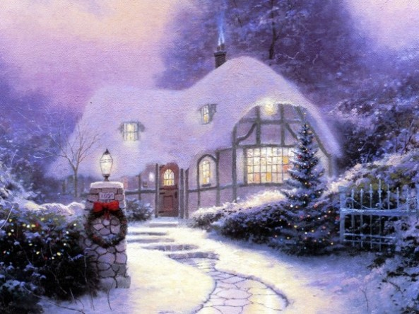 Winter-House-Painting-600x450
