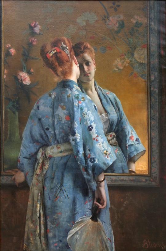Alfred_Stevens_-_La_Parisienne_japonaise