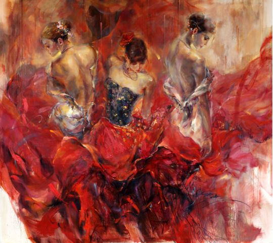 Anna Razumovskaya paintings