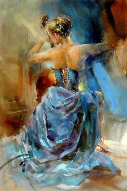 Anna Razumovskaya - Blue Note 1