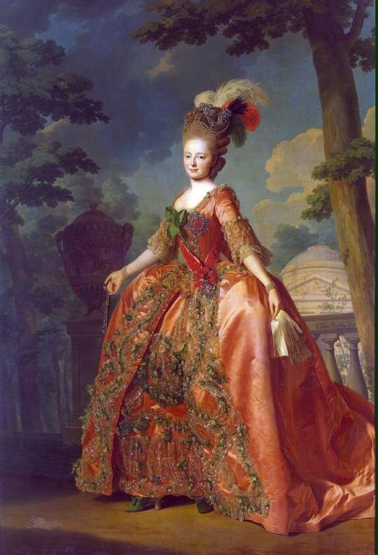 Grand Duchess Maria Fiodorova