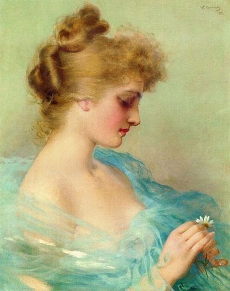 Portrait_d'une_femme_par_Albert_Lynch