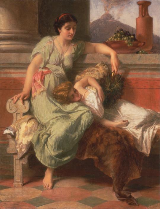 Alfred_Elmore_-_Pompeii,_A.D._79_-_Google_Art_Project