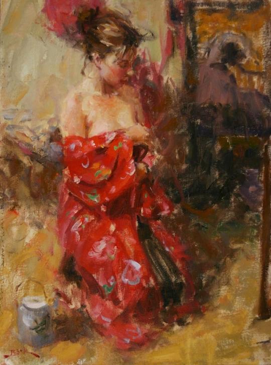Dan Beck - American Impressionist painter - Tutt'Art@ (31)