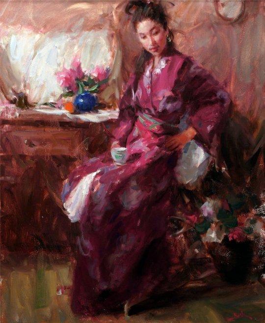 Dan Beck - American Impressionist painter - Tutt'Art@ (44)