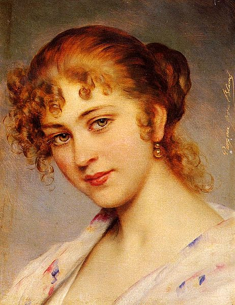 eugene-von-blaas-1843-1932-portrait-of-a-young-lady