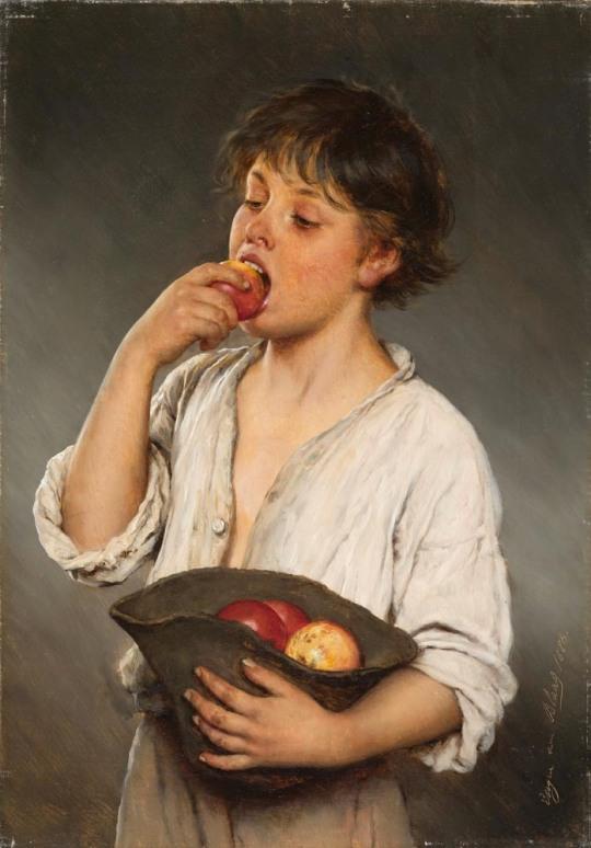 Eugenio De Blaas [1843-1931] - Austrian