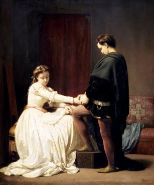 The Proposal - Alfred Elmore