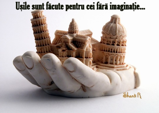 Usi pentru cei lipsiti de imaginatie