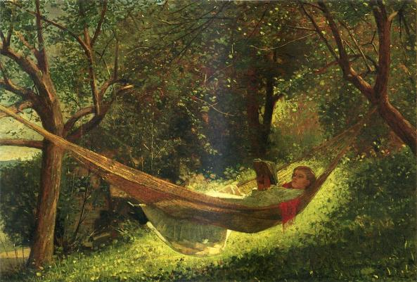 homer_winslow_girl_in_a_hammock