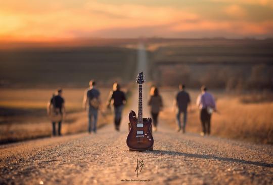 Jake Olson - Muzica pentru toti