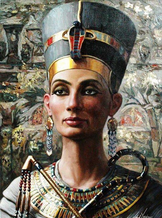 Waleed Yassin - Nefertiti