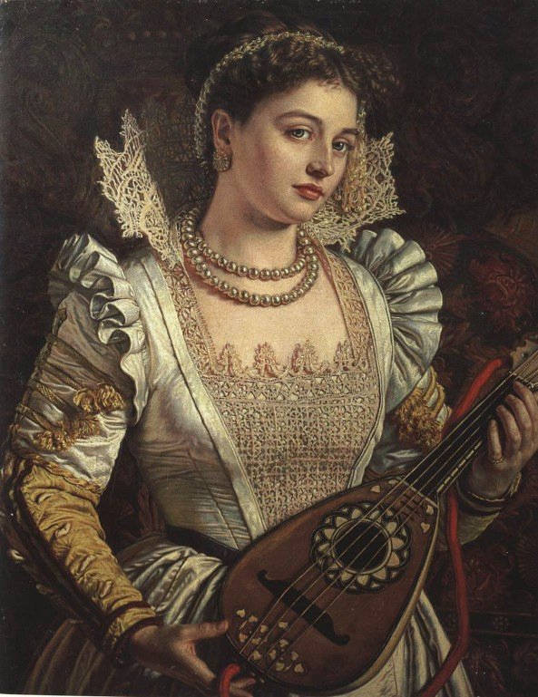 William Holman Hunt, Bianca, 1868