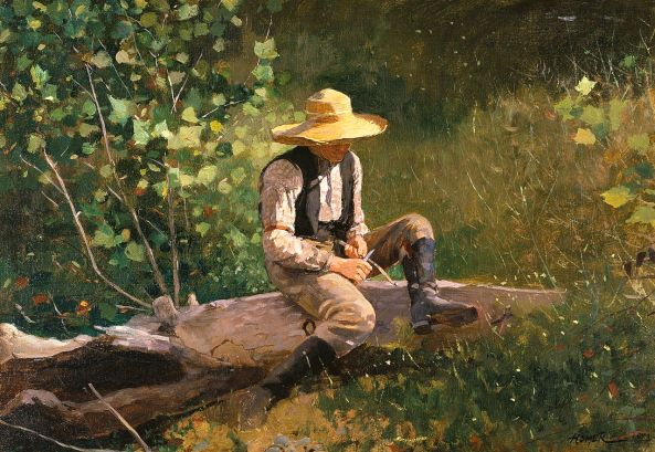 winslow_homer_-_the_whittling_boy