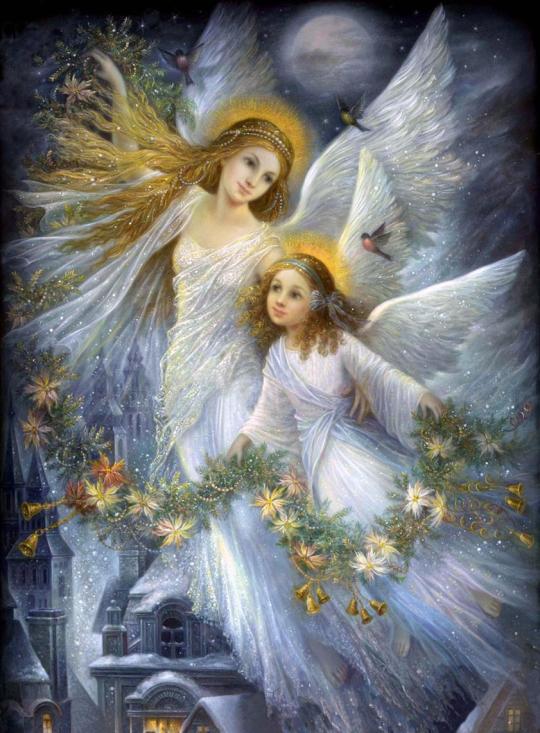 Nadia Strelkina - Angels