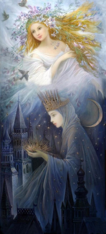 Nadia Strelkina -Blessing