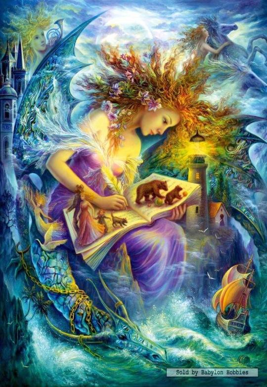 Nadia Strelkina - Fairy-book