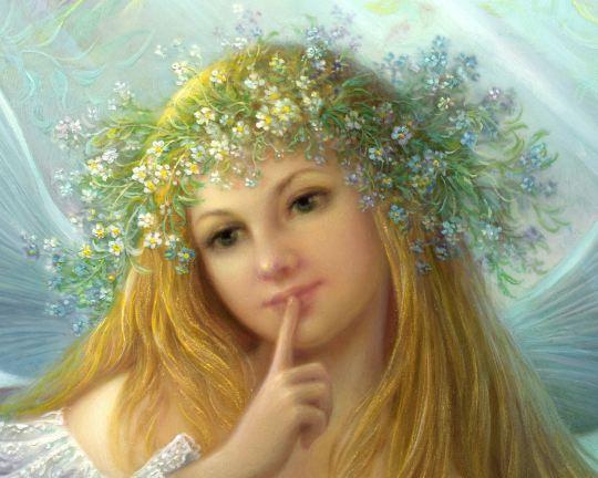 Nadia Strelkina - Forest Fairy
