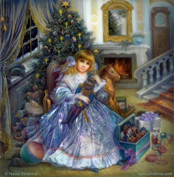 Nadia Strelkina - The Nutcracker