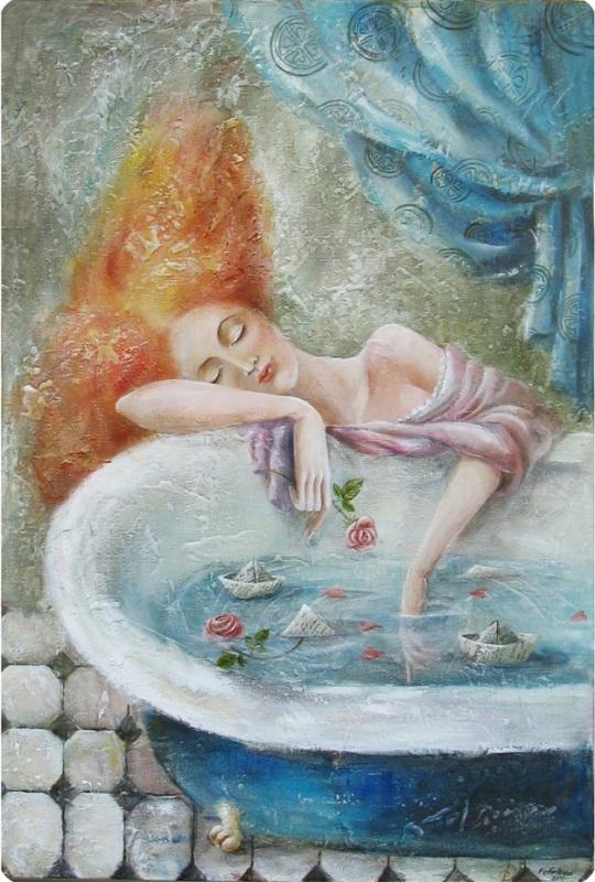 Yana Fefelova - dreaming