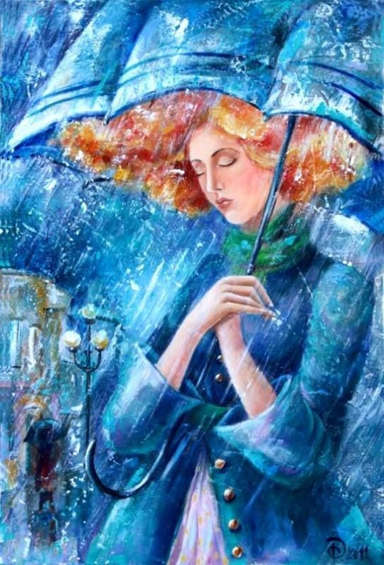 Yana Fefelova - Rain