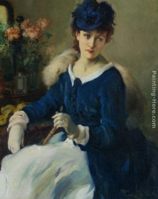 An Elegent Woman
