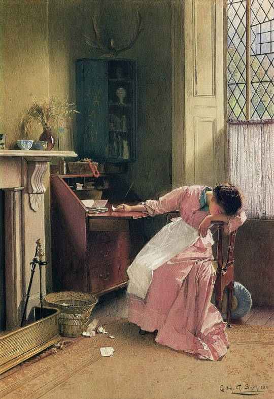 Carlton Alfred Smith - Recalling the Past 1888