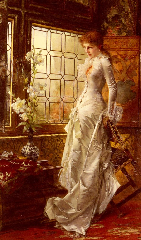 Conrad Kiesel - at_the_window