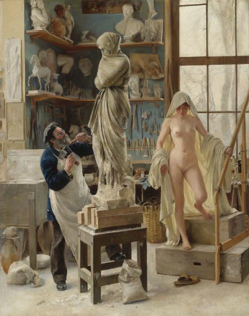 Edouard Dantan - A Restoration