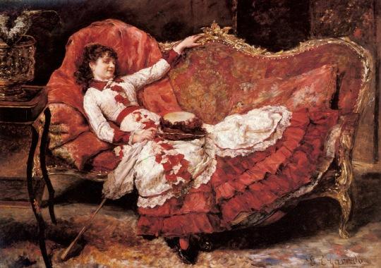 Eduardo_Leon_Garrido_A moment's Rest
