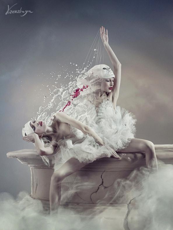 Elena Vizerskaya - Fotografie digitala - Manipulation