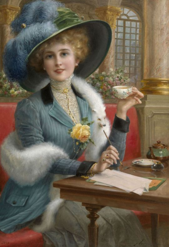 Emille Vernon - A Cup of Tea.