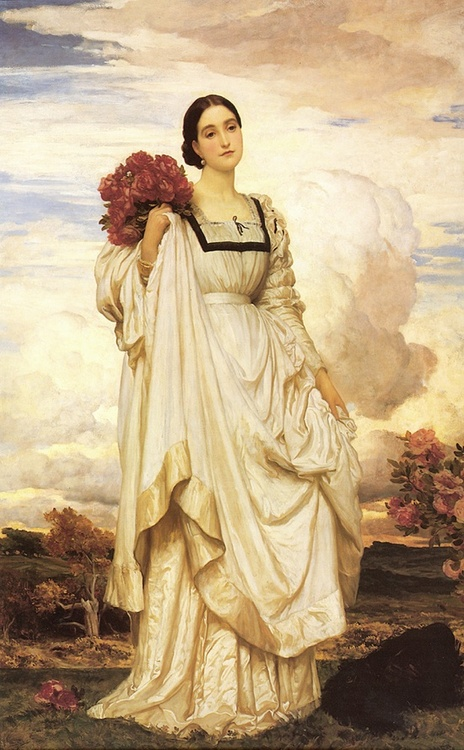 Frederic Leighton The Countess Brownlow