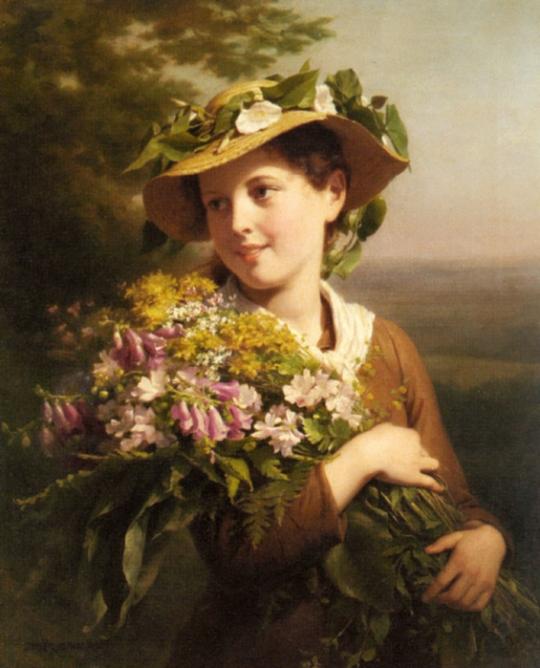 Fritz Zuber-Buhle 1822-1896