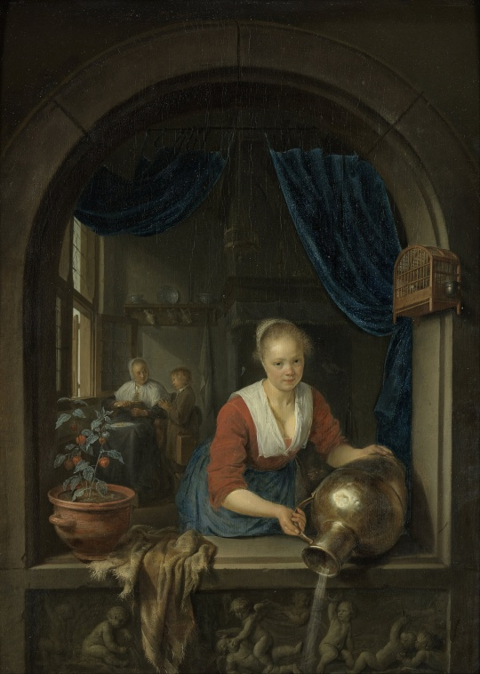Gerard_Dou_-_Maid_at_the_Window