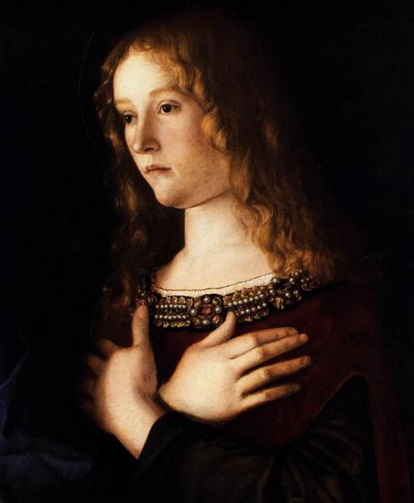Giovani Bellini - Madonna