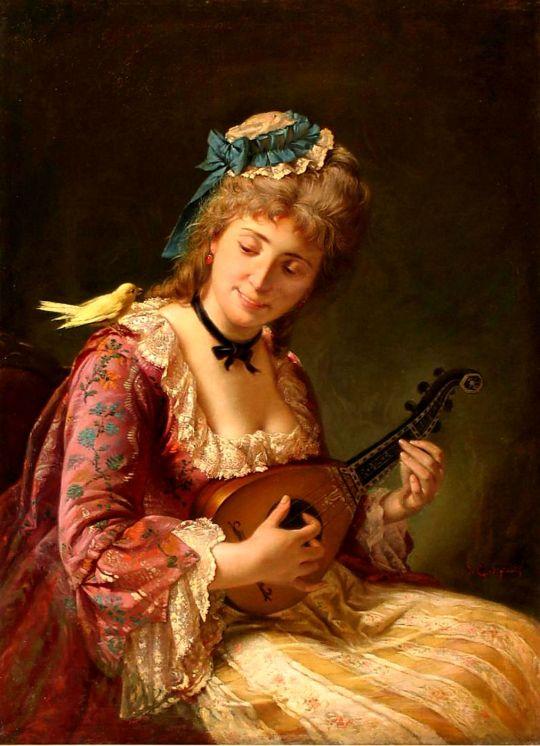 GORDIGIANI Michele (1835 – 1909)