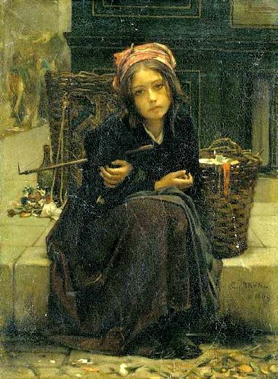 Guillaume Charles Brun 1825-1908