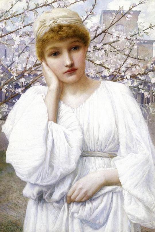 Henry Ryland - Primavera