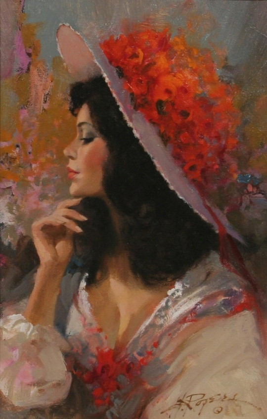 Howard Rogers 1932 - Americam Figurative painter - Tutt'Art@ (11)