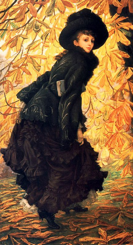 James Tissot October